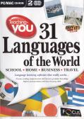 Teaching-you: 31 Languages of the World Macintosh Front Cover