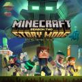 Minecraft: Story Mode - Season Two: Episode 1 - Hero in Residence PlayStation 4 Front Cover