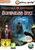 Nightfall Mysteries: Black Heart Windows Front Cover