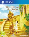 The Girl and the Robot (Deluxe Edition) PlayStation 4 Front Cover