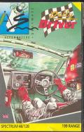 Rally Driver ZX Spectrum Front Cover