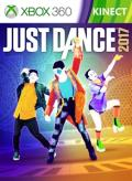 Just Dance 2017 Xbox 360 Front Cover