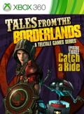 Tales from the Borderlands: Episode Three - Catch a Ride Xbox 360 Front Cover