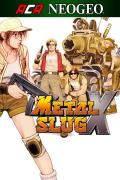 Metal Slug X Windows Apps Front Cover