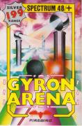 Gyron Arena ZX Spectrum Front Cover
