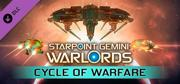 Starpoint Gemini Warlords: Cycle of Warfare Windows Front Cover