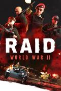 Raid: World War II Xbox One Front Cover