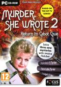 Murder, She Wrote 2: Return to Cabot Cove Windows Front Cover