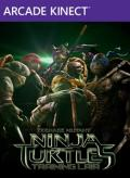 Teenage Mutant Ninja Turtles: Training Lair Xbox 360 Front Cover