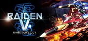 Raiden V: Director's Cut Windows Front Cover