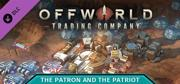 Offworld Trading Company: The Patron and the Patriot Macintosh Front Cover