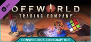 Offworld Trading Company: Conspicuous Consumption Macintosh Front Cover