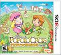 Return to PoPoLoCrois: A Story of Seasons Fairytale Nintendo 3DS Front Cover