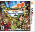 Dragon Warrior VII Nintendo 3DS Front Cover