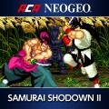 Samurai Shodown II PlayStation 4 Front Cover