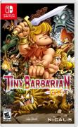 Tiny Barbarian DX Nintendo Switch Front Cover