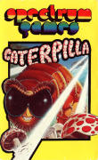 Caterpilla ZX Spectrum Front Cover
