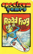 Road Frog ZX Spectrum Front Cover