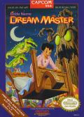 Little Nemo: The Dream Master NES Front Cover