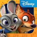 Zootopia: Crime Files Android Front Cover