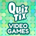 QuizTix: Video Games iPad Front Cover