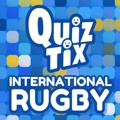 QuizTix: International Rugby iPad Front Cover