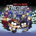 South Park: The Fractured But Whole PlayStation 4 Front Cover