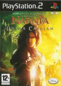 The Chronicles of Narnia: Prince Caspian PlayStation 2 Front Cover