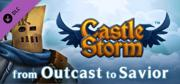 CastleStorm: From Outcast to Savior Windows Front Cover