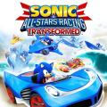 Sonic & All-Stars Racing: Transformed PS Vita Front Cover