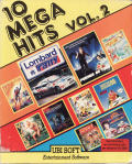 10 Megahits Vol. 2 DOS Front Cover