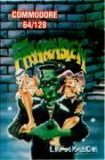 Frankenstein Commodore 64 Front Cover