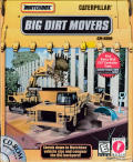 MatchBox Caterpillar Big Dirt Movers Windows Front Cover