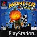 Monster Racer PlayStation Front Cover