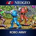 Robo Army PlayStation 4 Front Cover
