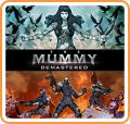 The Mummy Demastered Nintendo Switch Front Cover 1st version