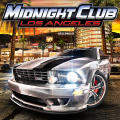 Midnight Club: Los Angeles PlayStation 3 Front Cover