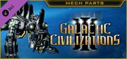 Galactic Civilizations III: Mech Parts Windows Front Cover