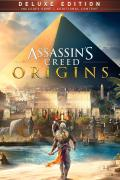 Assassin's Creed: Origins (Deluxe Edition) Xbox One Front Cover