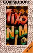 Nim 2 / Tixo Commodore 64 Front Cover