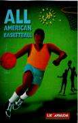 All American Basketball Commodore 64 Front Cover