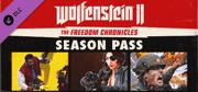 Wolfenstein II: The Freedom Chronicles - Season Pass Windows Front Cover