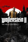 Wolfenstein II: The New Colossus Xbox One Front Cover