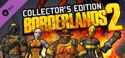 Borderlands 2: Collector's Edition Pack Linux Front Cover