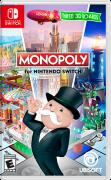 Monopoly Nintendo Switch Front Cover