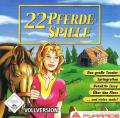 22 Pferde-Spiele Windows Front Cover