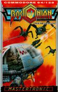 Bosconian '87 Commodore 64 Front Cover