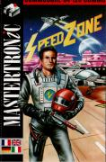 Speed Zone Commodore 64 Front Cover