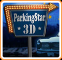 Parking Star 3D Nintendo 3DS Front Cover