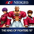 The King of Fighters '97 PlayStation 4 Front Cover